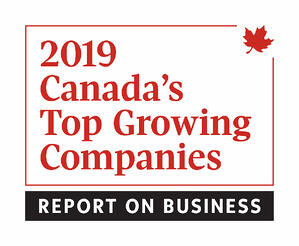Pagefreezer Makes The Globe and Mail Ranking of Canada's Top Growing Companies