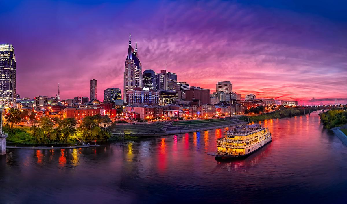 Government Social Media Conference (GSMCON) 2019 will be held in Nashville.