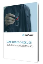 FTC Website Compliance-cover